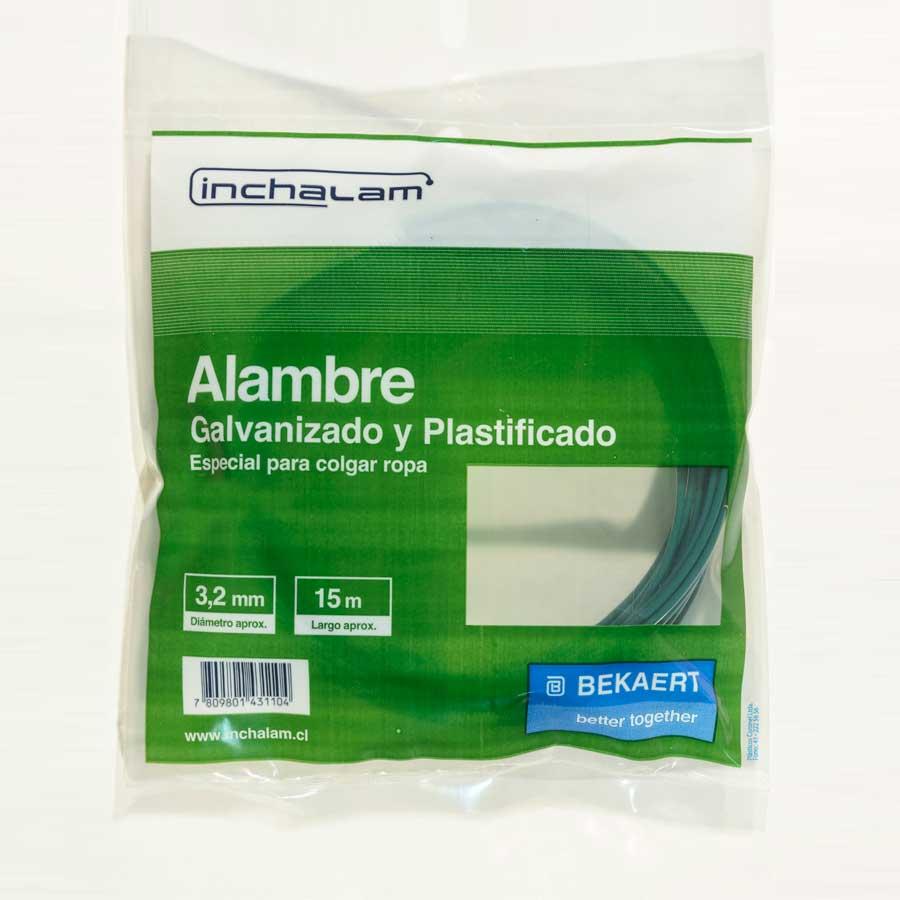 Alambre Plastificado