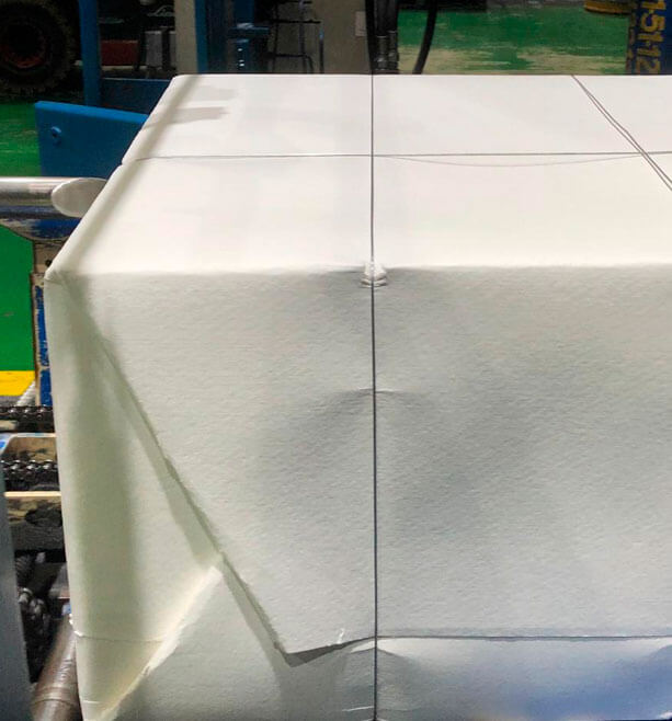 Industria del papel detalle