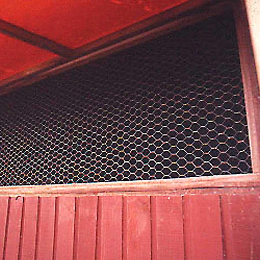 Malla Hexagonal Galvanizada